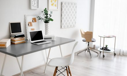 5 Ways to Improve Your Home Office
