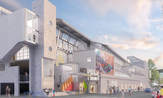 Arts Umbrella – Reclaiming Vancouver's Industrial Space For The Arts